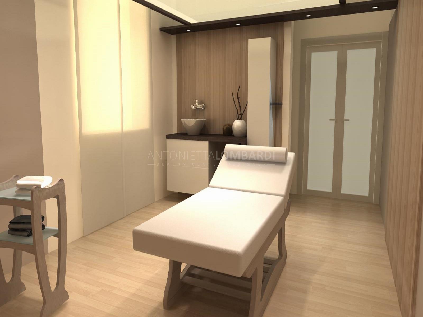 Arredamentiperestetica cabina estetica realizzazione roma for Arredamento centri estetici